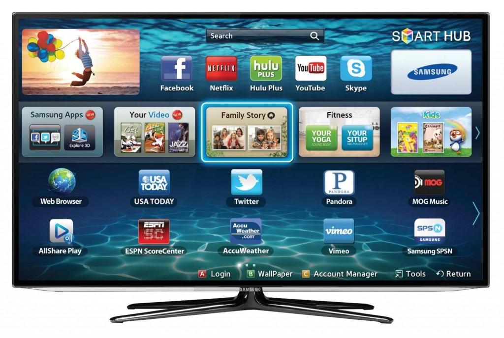 reparatii televizoare smart