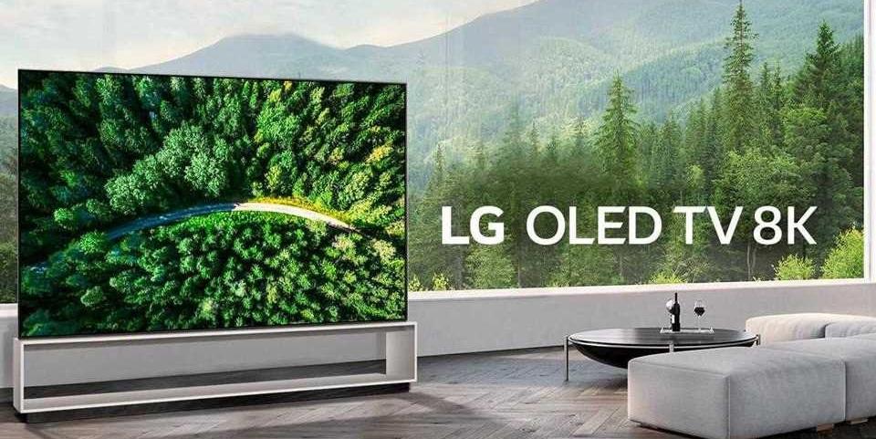 Service TV LG